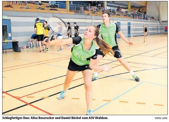 badminton speyer